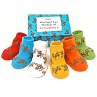 Trumpette Baby Socks with Monkeys