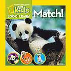 Little Kids Look and Learn Match Book