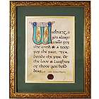 Hand-Lettered Irish House Blessing Print