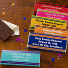Personalized Candy Bar Wrappers