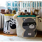 Personalized 3 Sprouts Toy Storage Bin