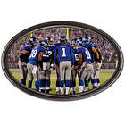 Going the Distance New York Giants Personalized Wall Decor