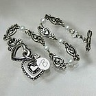 Engraved Love Bracelet
