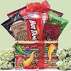Some Like It Hot! Gourmet Spicy Gift Basket