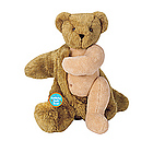 "15"" Birthday Suit Teddy Bear"