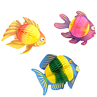 Art Tissue Tropical Fish