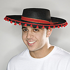 Fiesta Bullfighter Hat