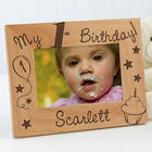 Personalized Kid's Look How Old I Am Birthday Frame