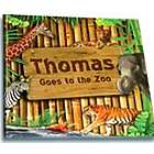 Personalized Zoo Book