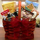 Mini Snack Attack Gift Basket