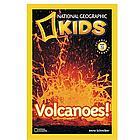 Volcanoes Kids Reader Book
