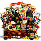 Super Bowl Gift Basket