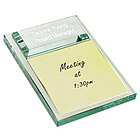 Executive Glass Notepad Holder