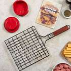 Ultimate Stuffed Hamburgers Grill Set