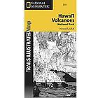 Hawaii Volcanoes National Park Trail Map