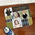 Personalized Photo Mouse Pads for Guys