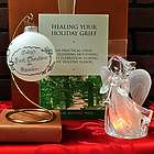 """Baby's Christmas in Heaven"" Sympathy Gift Basket"