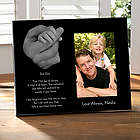 Hand and Hand Personalized Picture Frame