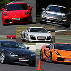 Ultimate Exotic Car Racing - Las Vegas