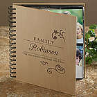 Family Love Personalized Photo Album