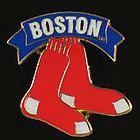 Red Sox Lapel Pin