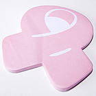 Pink Ribbon Sticky Notepads