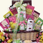 Large Divine Easter Chocolate & Sweets Gift Basket