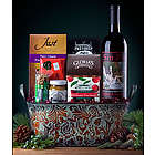 California Sin Zin Zinfandel Wine Basket