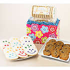 Original Smileys and Gourmet Chocolate Chips Cookie Basket