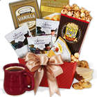 Coffee Break Mini Gift Basket