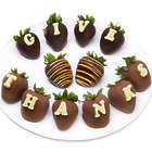 Give Thanks Chocolate-Dipped Berries
