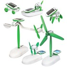 Six-in-One Solar Energy Model Kit