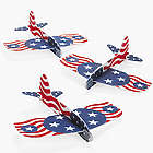 Patriotic Toy Gliders