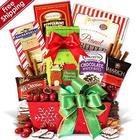 Deck the Halls Gourmet Gift Tin