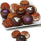 Belgian Chocolate Halloween Oreo Cookies