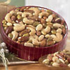 Mixed Nuts with Half Pistachios 2 Pound Tin