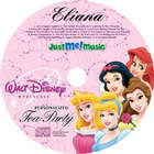 Personalized Disney Princess Music CD