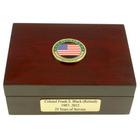 Retired Military Keepsake Box