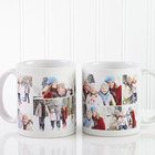 Personalized Photo Collage Coffee Mug
