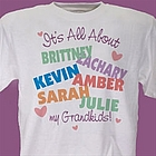 It's All About Personalized T-Shirt