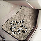 New Orleans Saints Car Mats
