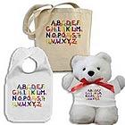 ABCs Baby Shower Gift Set