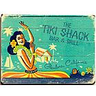 Tiki Shack Personalized Sign