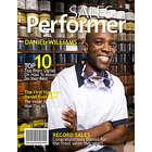Sales Performer Personalized Magazine Cover