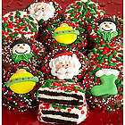 Holiday Belgian Chocolate Covered Oreos Tin