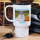 Picture Perfect Personalized Photo Travel Mug