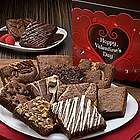 Valentine Dozen Brownies Gift Box