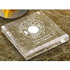 Personalized Firefighter Keepsake and Paperweight