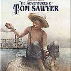The Adventures of Tom Sawyer Hardcover Book