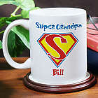 Super Dad Ceramic Coffee Mug